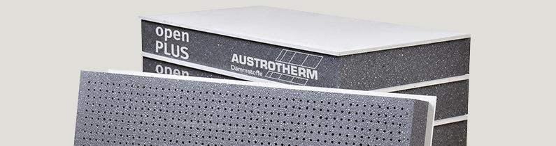 Austrotherm Open Plus Dachboden Dammelement Austrotherm